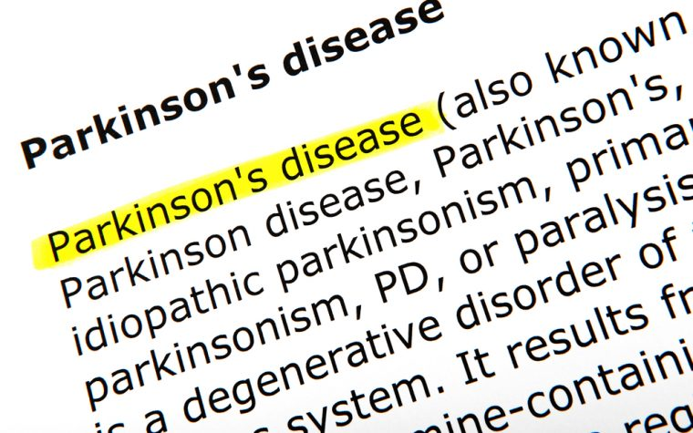 Gaucher disease study and detecting early Parkinson's